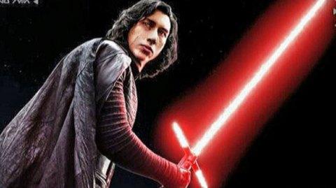 ANOVOS  propose un costume de Kylo Ren version Les Derniers Jedi !!!