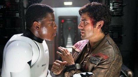 Poe et Finn personnages du mois dans Galaxy of heroes