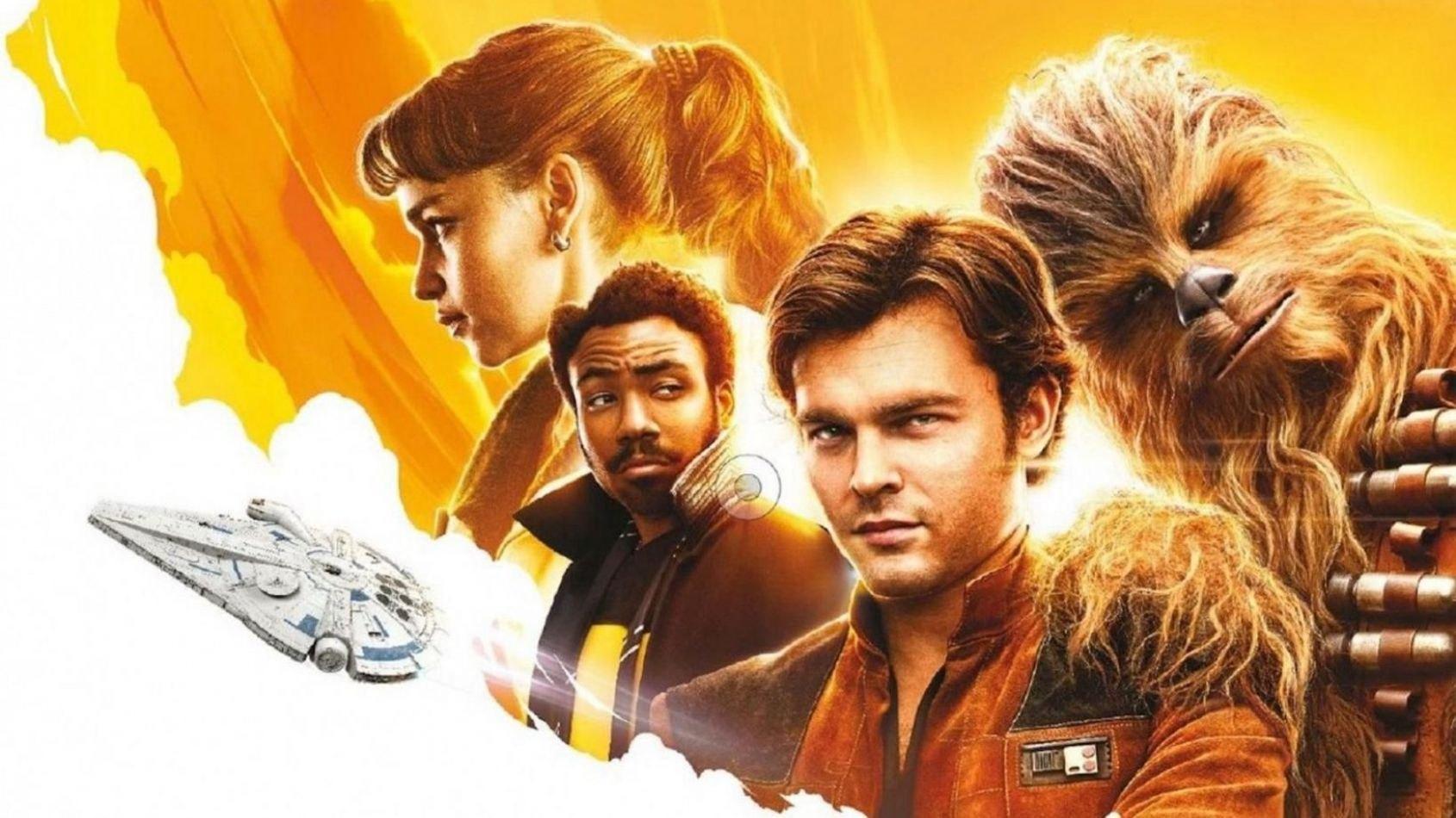 Des sets LEGO du spin-off sur Han Solo ont fuité !