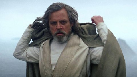 Mark Hamill révèle un changement dans Le Réveil de la Force