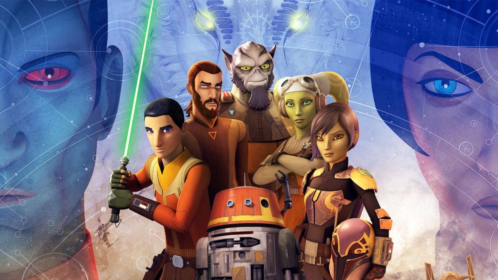 Un drame à venir dans Star Wars Rebels ?
