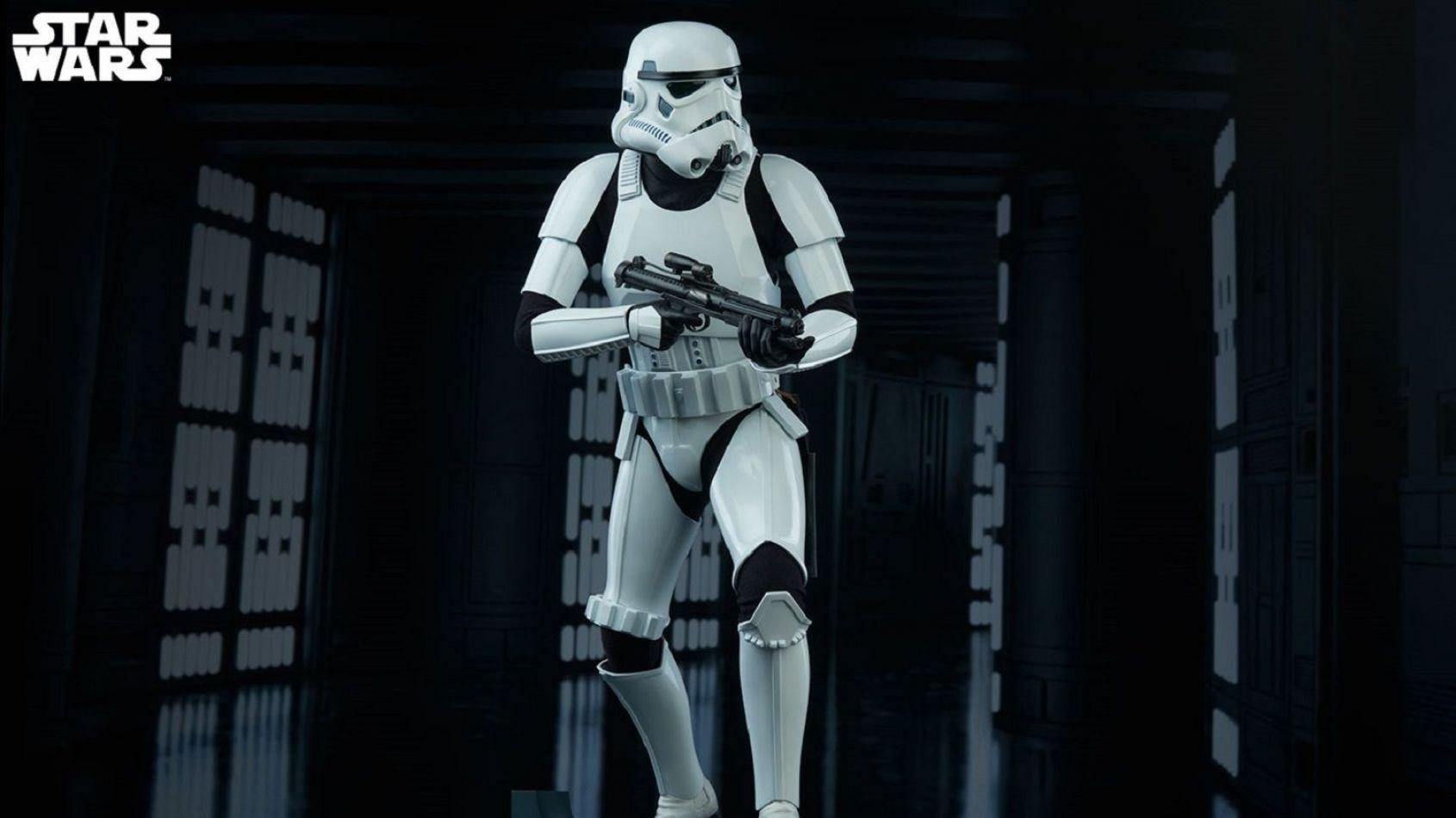 Sideshow: le stormtrooper Format Premium en précommande