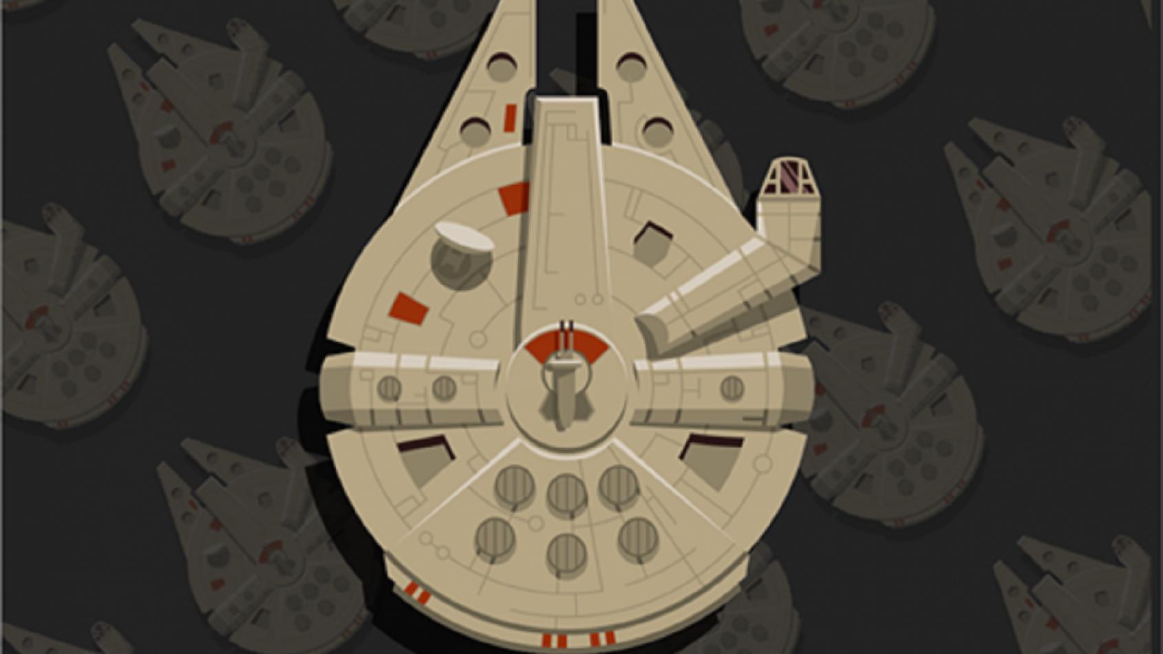 De nouveaux fonds d'écran Star Wars