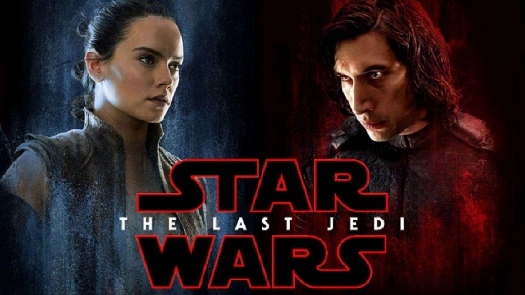 Les Derniers Jedi, dixième plus gros film au monde