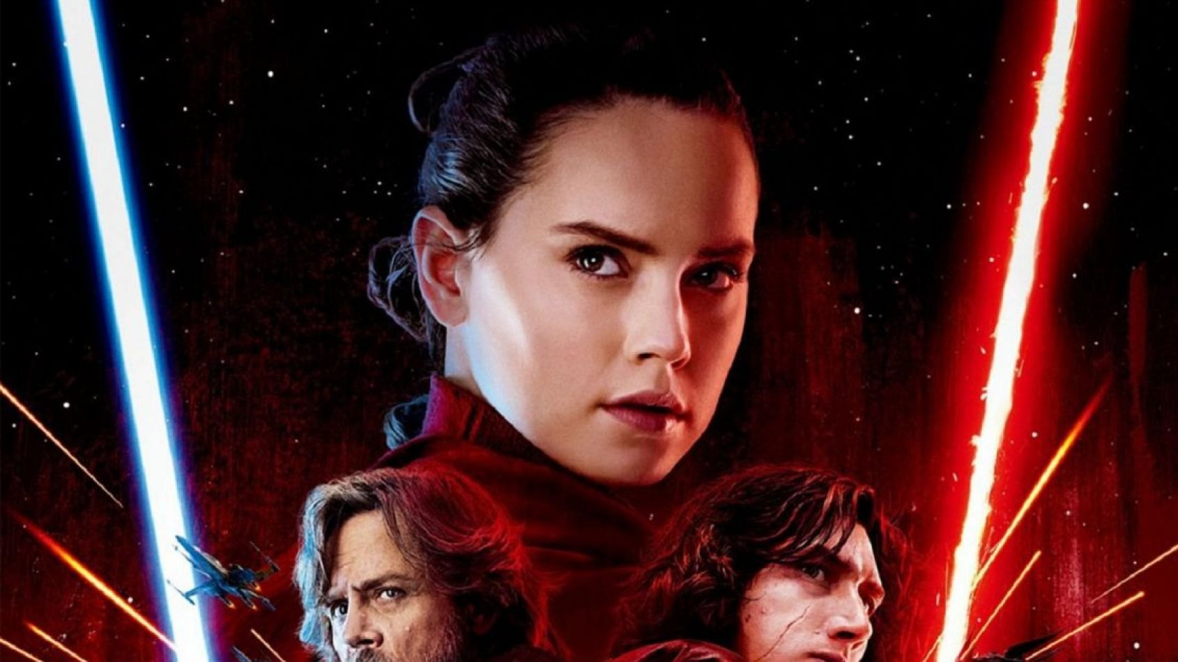 Nouvelle jaquette pour la version Blu-Ray des Derniers Jedi