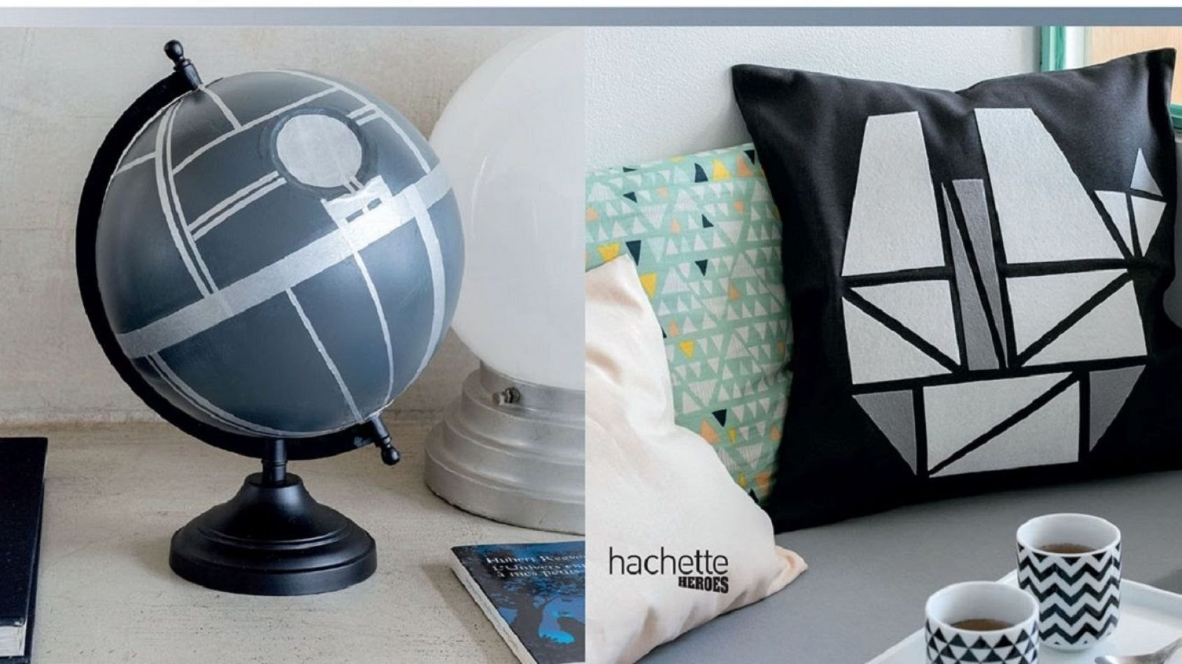 Review : Star Wars DIY chez Hachette Heroes