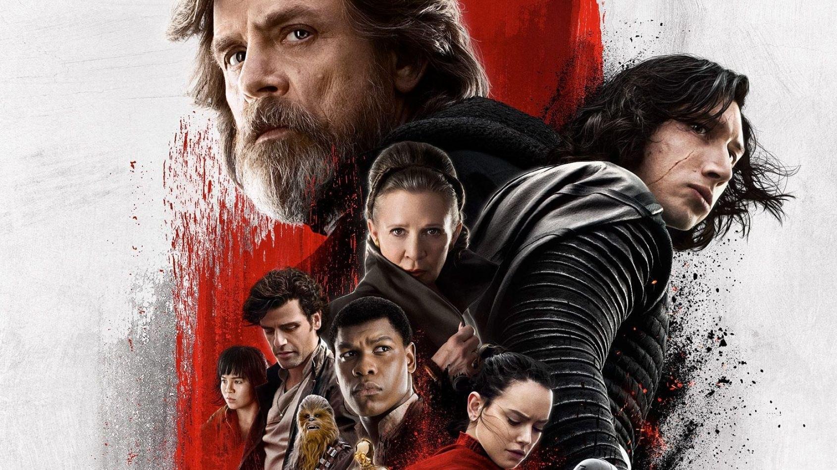 Des scènes exclusives pour le roman Les Derniers Jedi