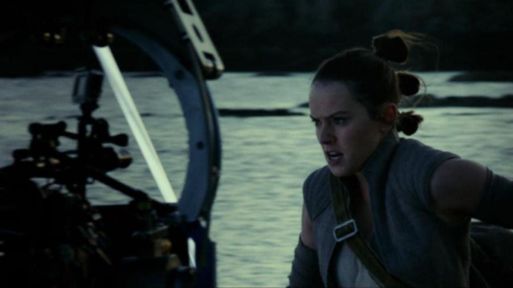 Un premier visuel pour une scène coupée des Derniers Jedi