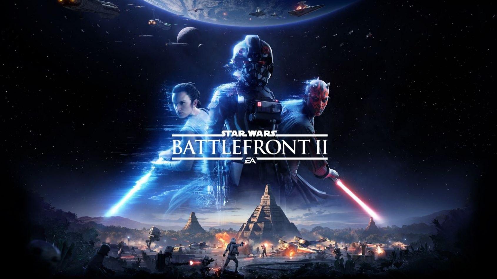 EA communique sur le futur de Battlefront II