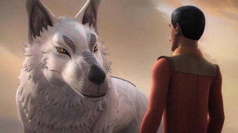 Dave Filoni s'exprime sur les loups de Lothal dans Rebels