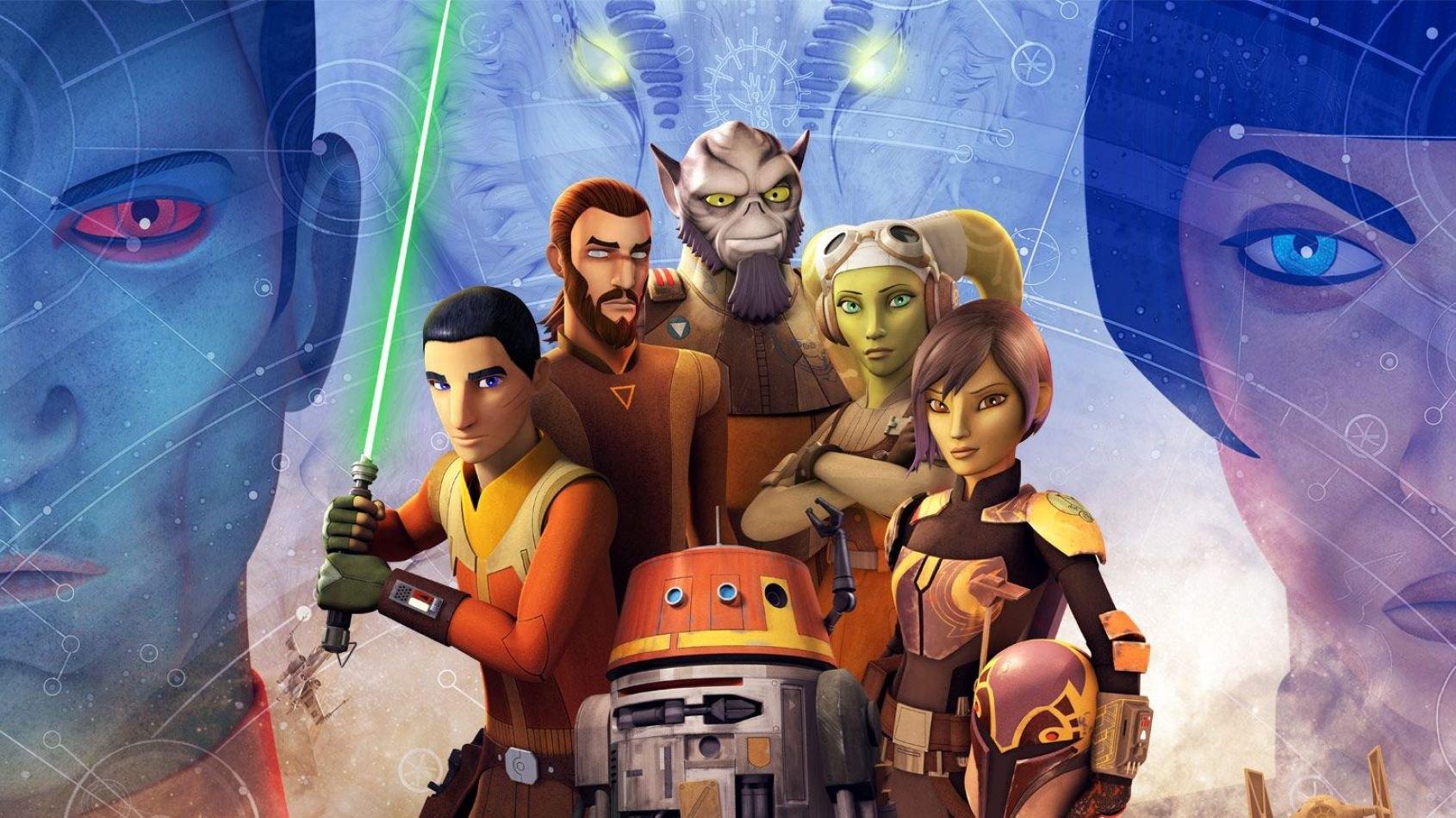La liste des musiques de Star Wars Rebels révèle un gros spoiler