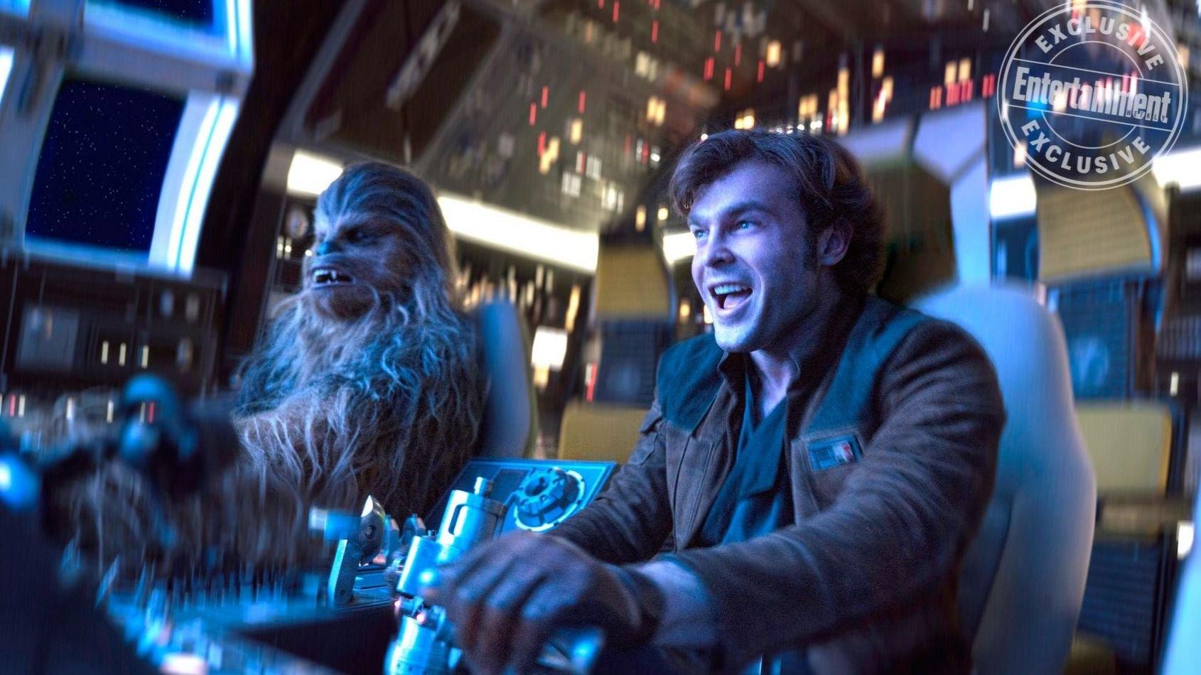 Alden Ehrenreich parle d'un certain Han Solo pour EW