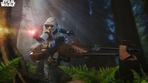 Sideshow: le scout trooper en précommande