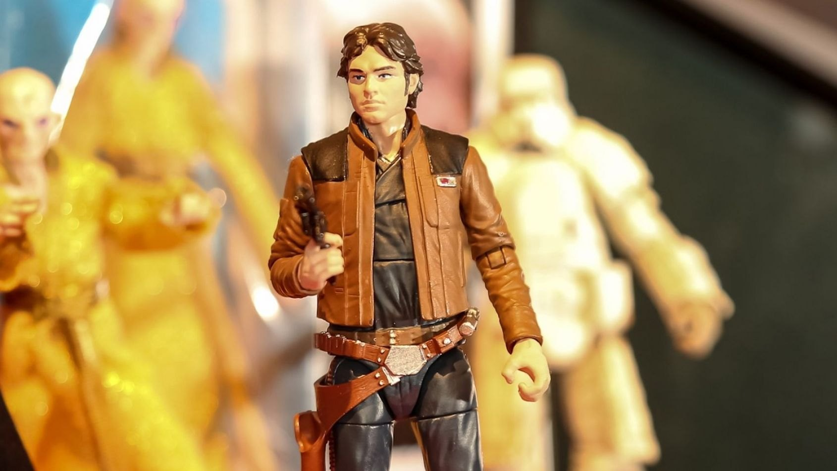 La nouvelle vague Star Wars Vintage Collection chez Hasbro