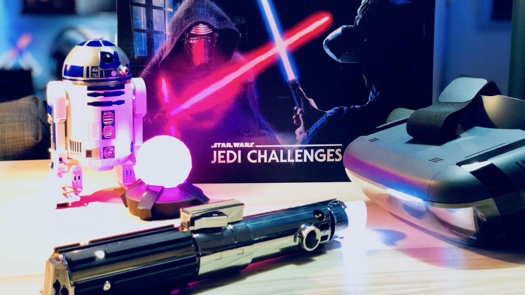 Planète Star Wars a testé pour vous Star Wars : Jedi Challenges