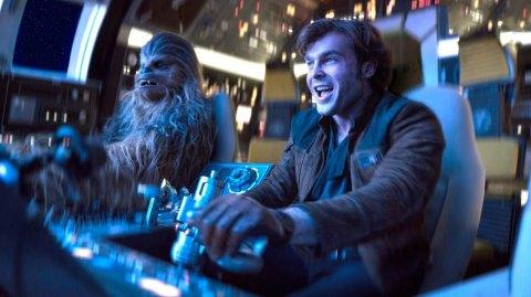 La 1ere rencontre entre Han Solo et Chewbacca montrée par les jouets ?