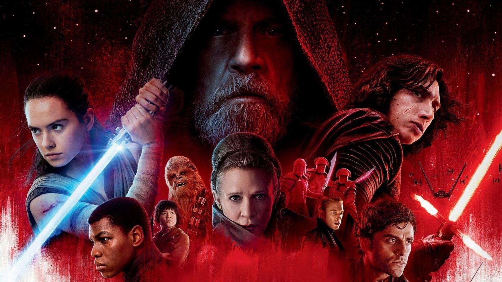 La liste des scènes coupées des Derniers Jedi dévoilée