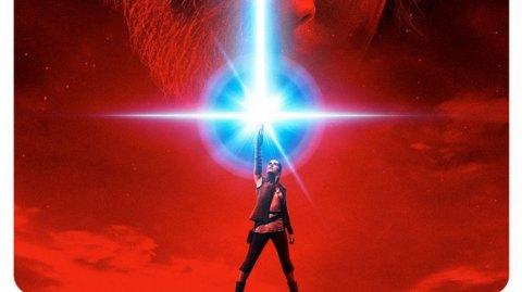 La novélisation des Derniers Jedi: la première phrase du livre a fuité
