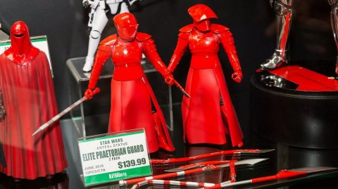 Retour sur le stand Kotobukiya à l'International Toy Fair