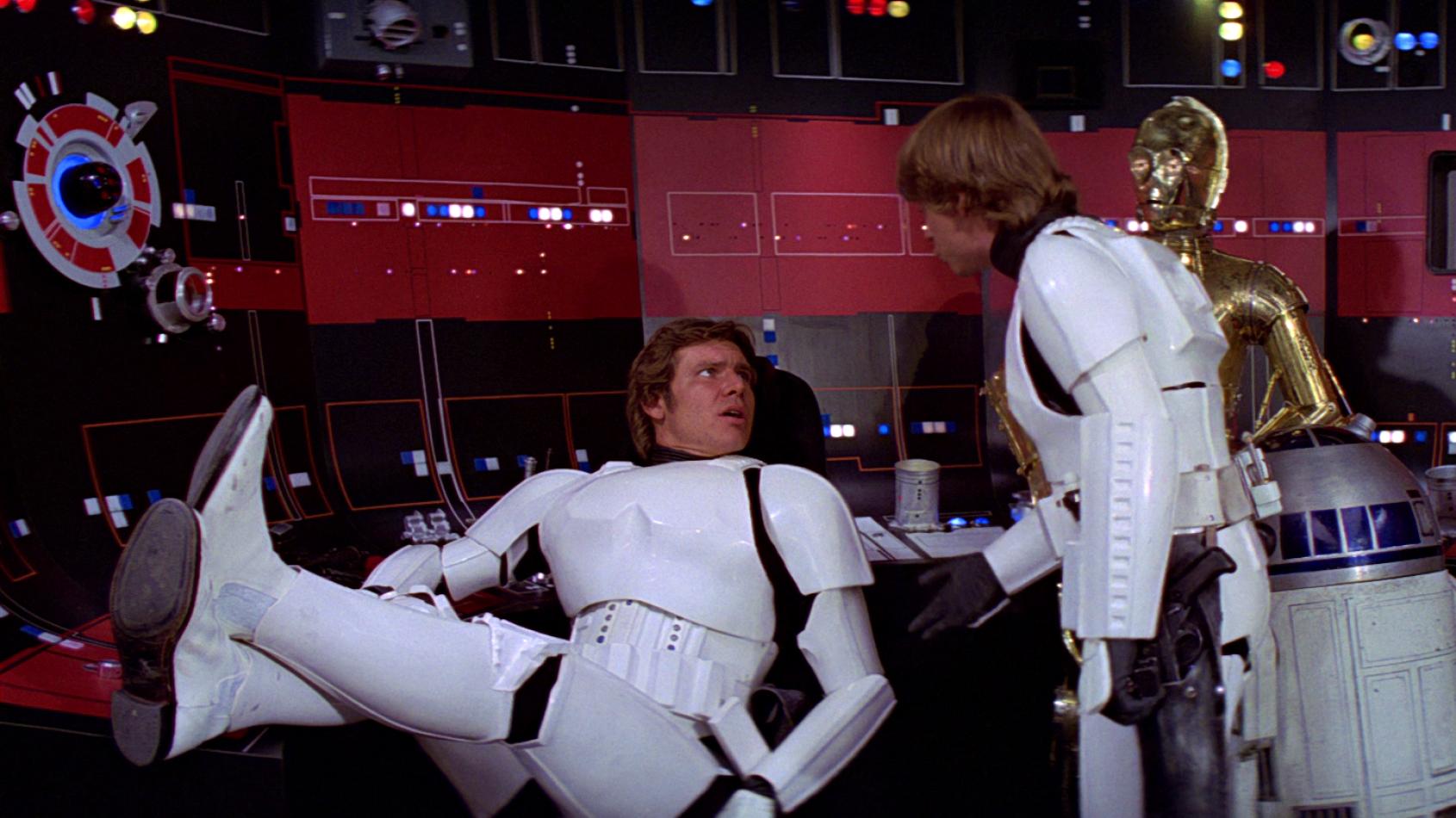 Han en Stormtrooper personnage du mois dans Galaxy of Heroes