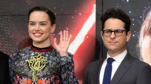 Daisy Ridley parle des écrits de JJ Abrams pour la nouvelle trilogie
