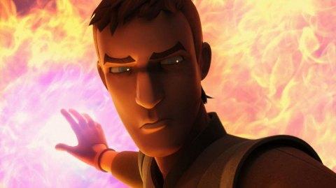 L'évolution de Kanan Jarrus dans Star Wars Rebels