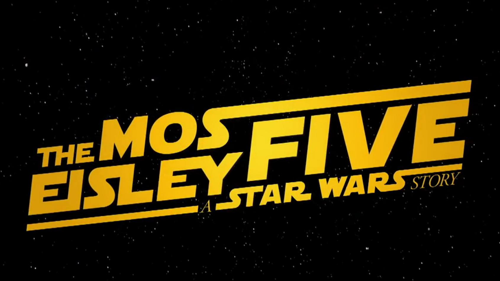 Un sketch Star Wars avec JJ Abrams  et Charles Barkley