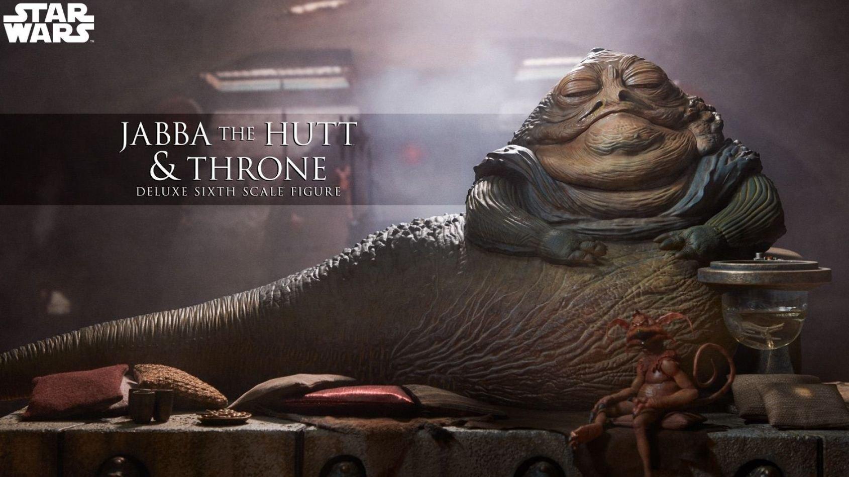 Jabba Le Hutt par Sideshow en précommande
