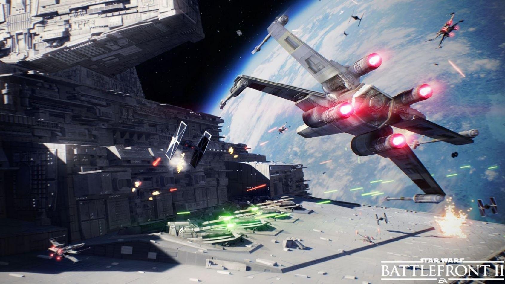 Finalement, Star Wars Battlefront II ne veut plus en faire des caisses
