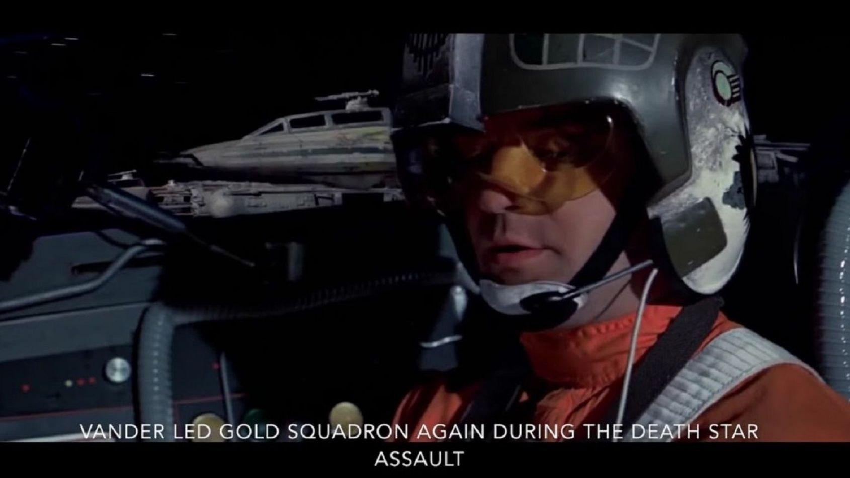 ANOVOS met l'escadron Gold à l'honneur!!!!