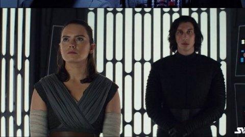 Les parents de Rey dans l'épisode IX pour John Williams?