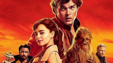 Un acteur raconte les coulisses du tournage de Solo a Star Wars Story