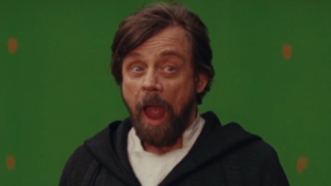 Un extrait du bêtisier des Derniers Jedi en ligne