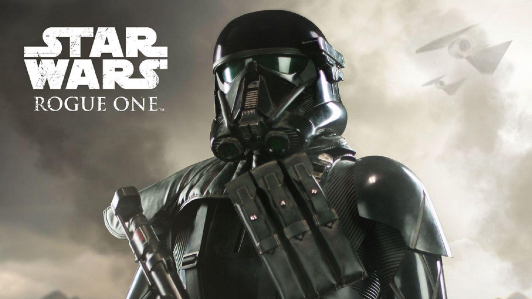 Sideshow: le Death Trooper Life Size en précommande