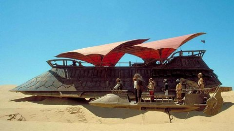 Hasbro : La Barge de Jabba sera bien produite