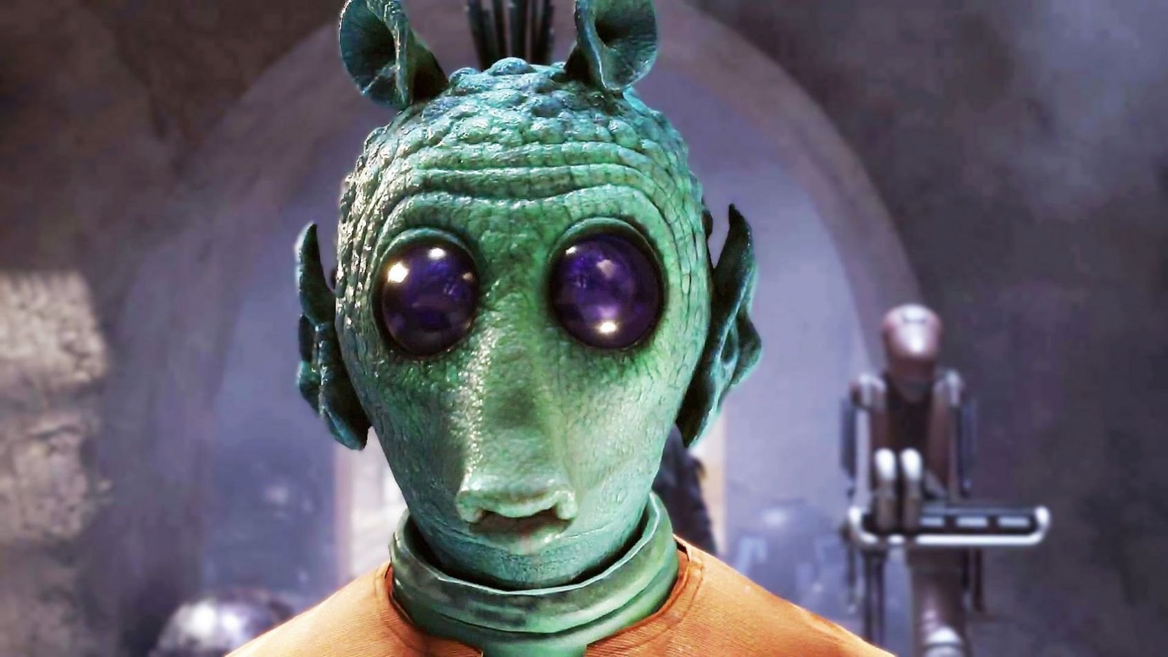 Greedo personnage du mois dans Galaxy of Heroes
