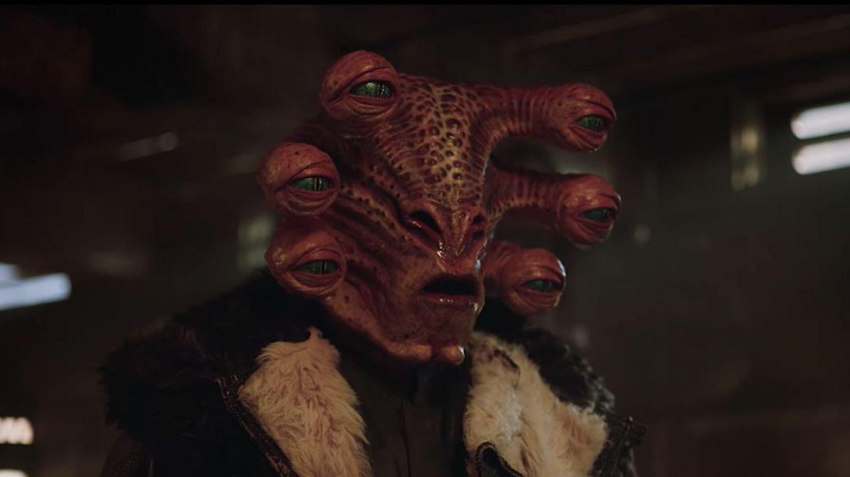 De nombreux aliens de Solo a Star Wars Story dévoilés dans une pub