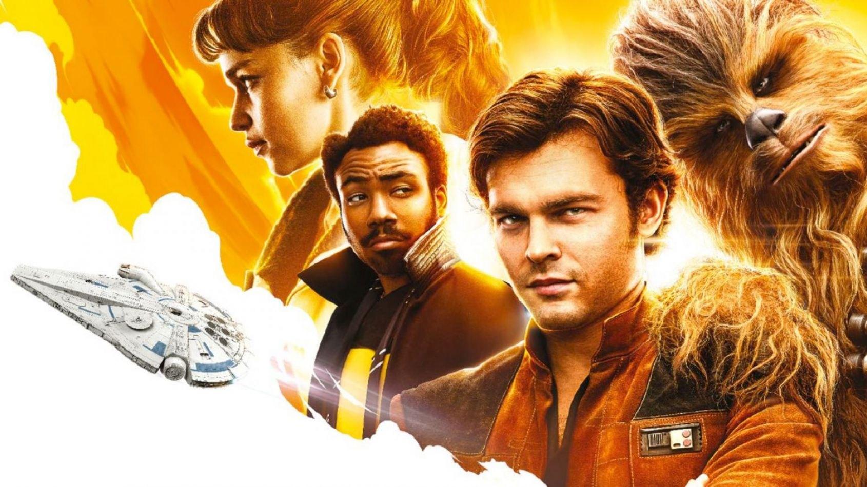 Solo : A Star Wars Story sera présenté à Cannes