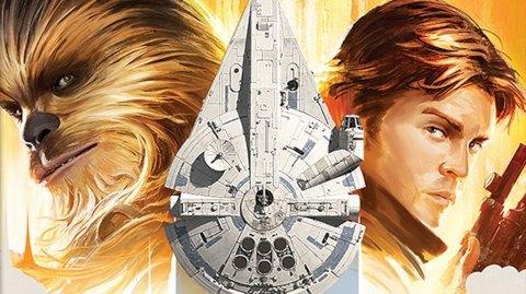 Une douzaine d'affiches pour Solo, A Star Wars Story