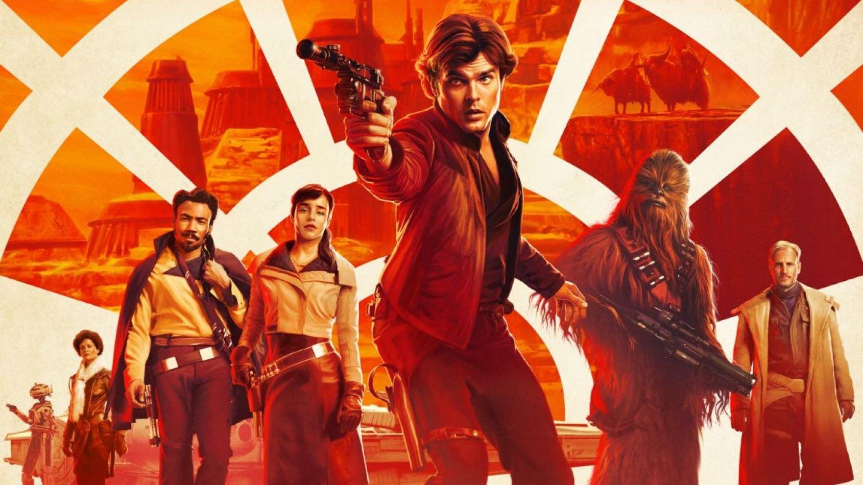 Une nouvelle photo behind the scene de Solo