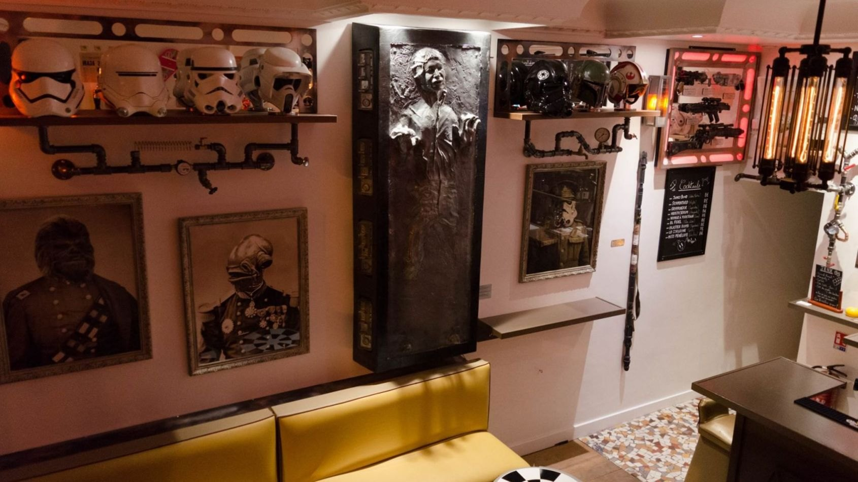 May the 4th be with you au Bauby Bar