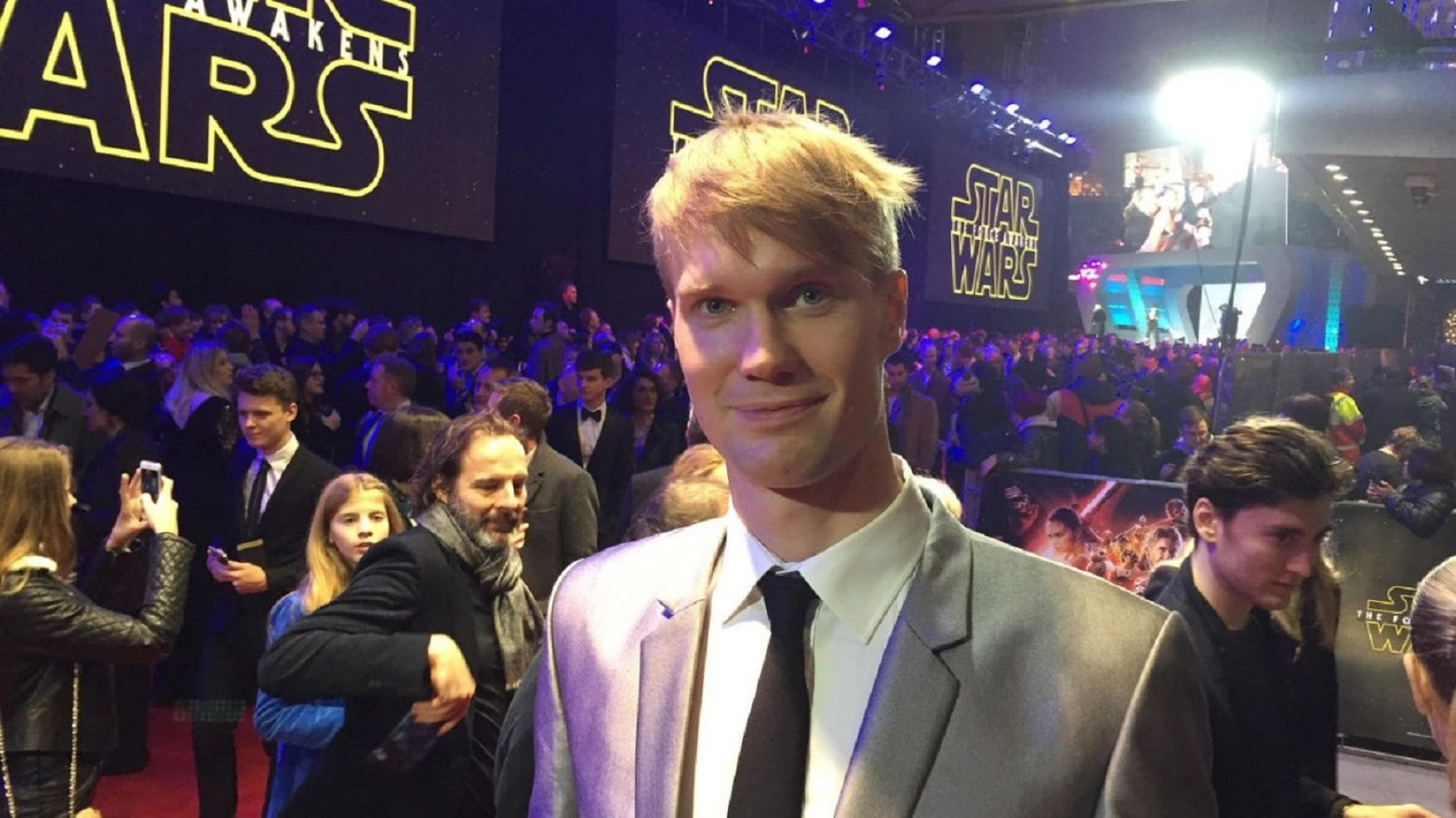 La réaction de Chewbacca (Joonas Suotamo) devant le trailer de Solo