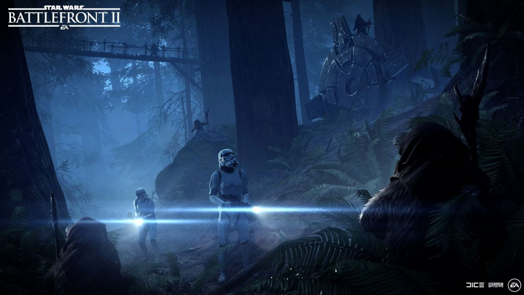 Star Wars Battlefront II : Les Ewoks arrivent en force