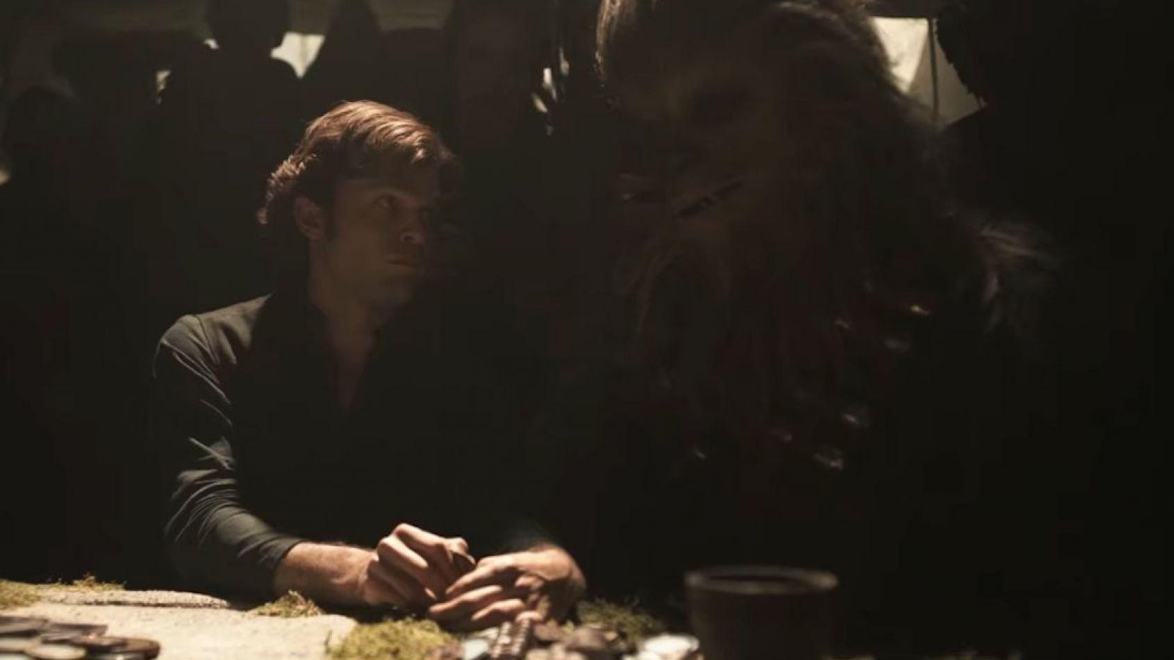 Un nouveau spot TV pour Solo, A Star Wars Story !