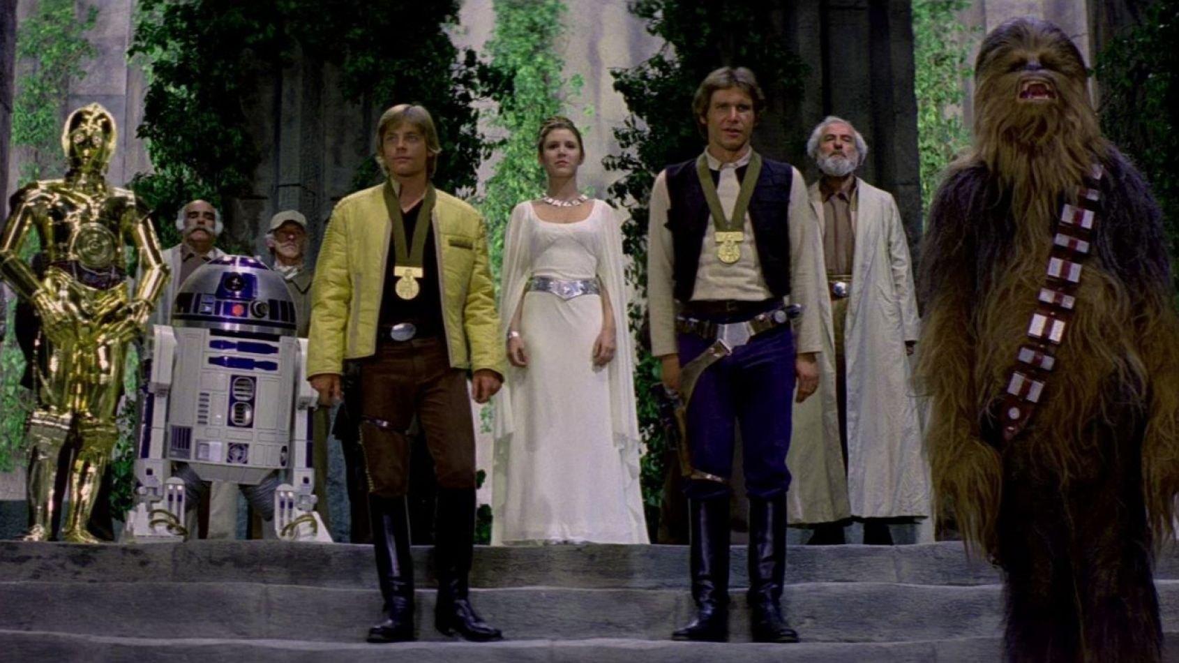 La Saga Star Wars diffusée en Mai sur TMC
