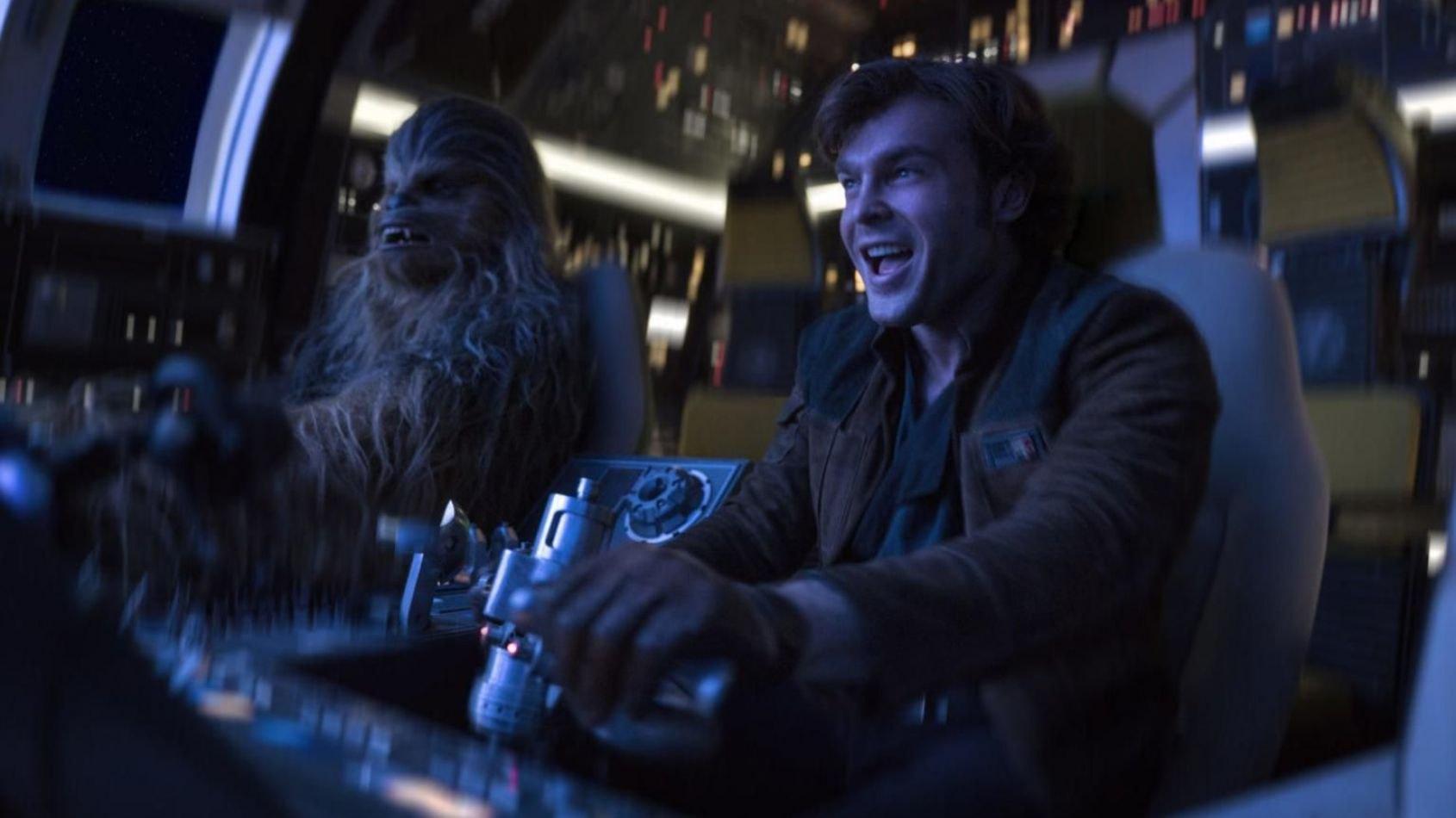 Nouvelles descriptions officielles de personnages et vaisseaux de Solo