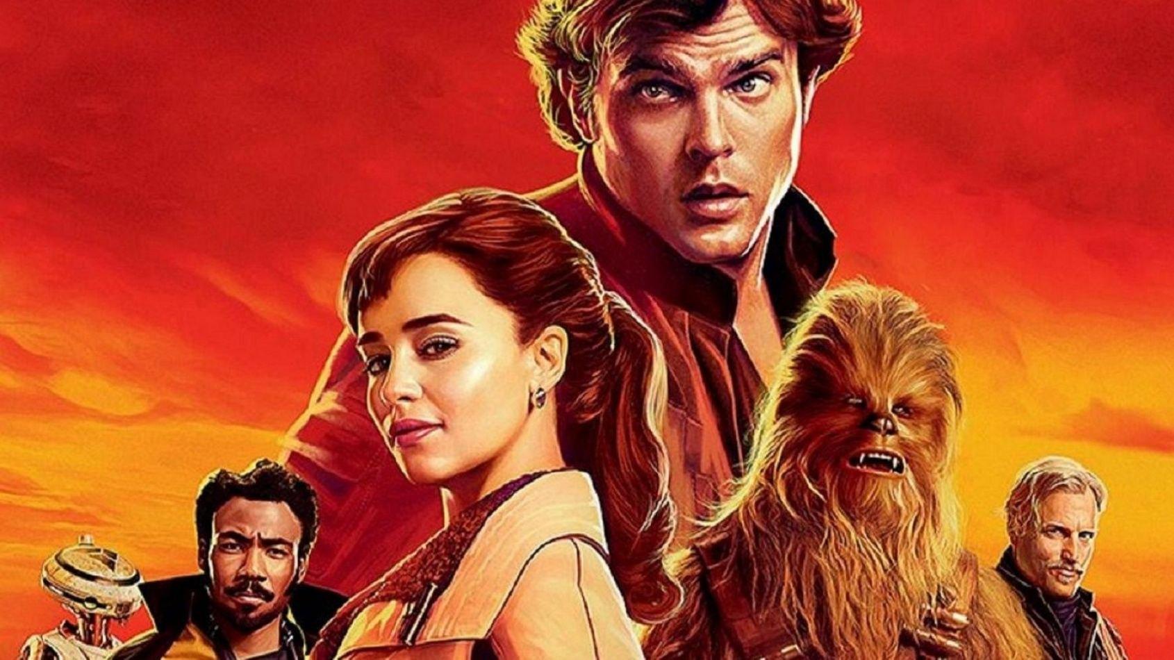Le frère de Ron Howard présent dans Solo A Star Wars Story