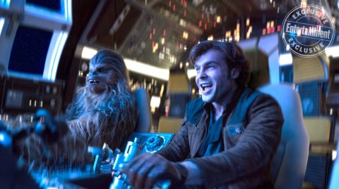 Solo A Star Wars Story est officiellement terminé