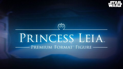 Sidehow: une figurine de la Princesse Leia en format Premium annoncée