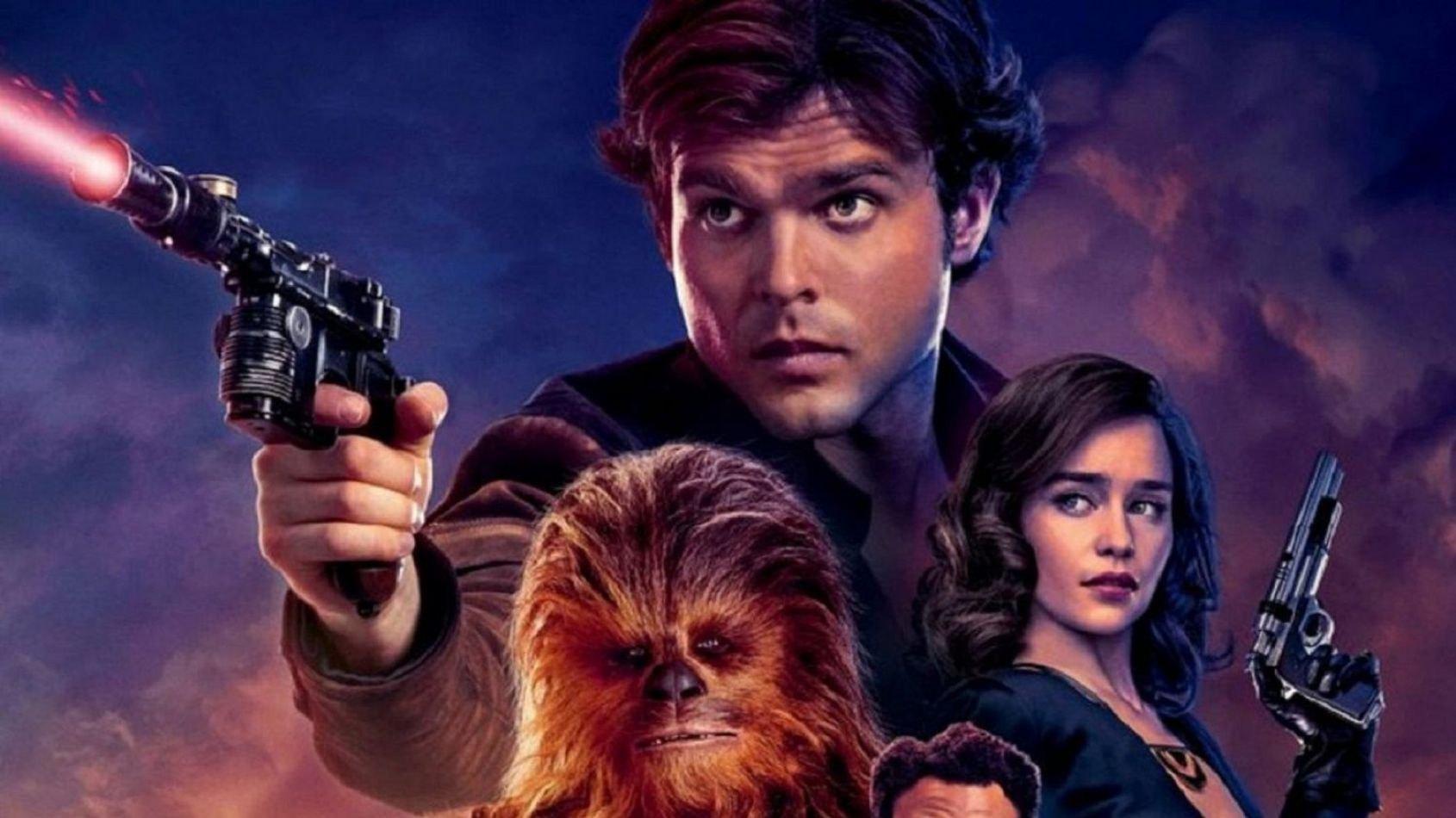 Et un autre spot TV pour Solo: A Star Wars Story!